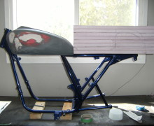 How to Make a Café Racer Seat