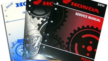 motorycle manuals