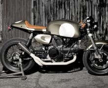 Ducati GT-R Cafe Racer void