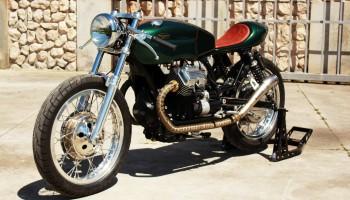Moto Guzzi Cafe Racer void