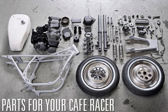 caferacersunited | how to build a cafe racer on a budget