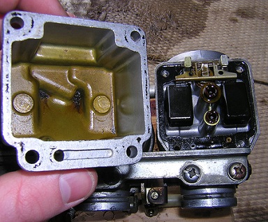 how to clean a carburetor 1