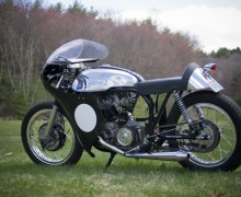 triton cafe racer void