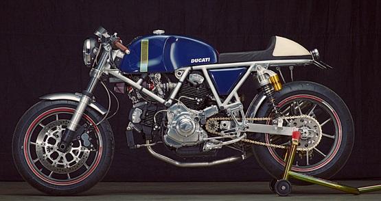 Ducati Cafe Racer Walt siegl ducati cafe racer 900 ss  2