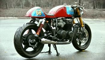 Honda CB650 Cafe Racer 3