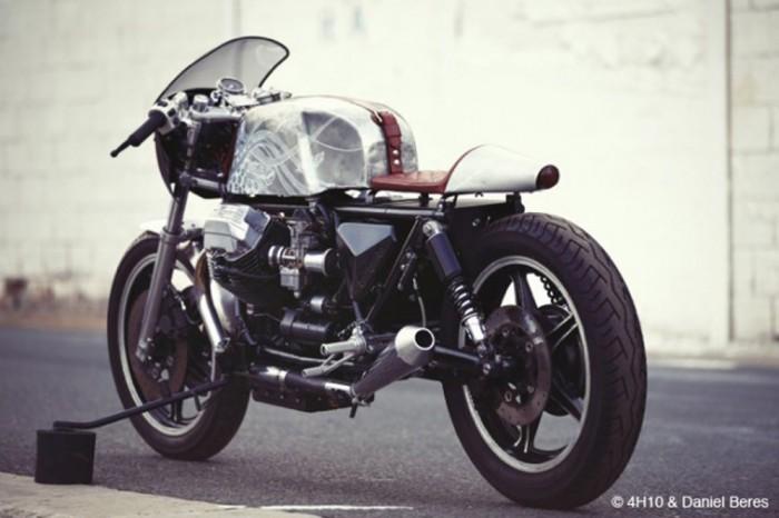 Moto Guzzi Scrambler Midnight Phoenix 5.5
