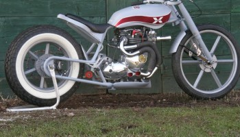 Triumph Cafe Racer Totti Hot Rod  1
