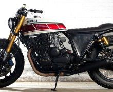 Yamaha XJ900 Cafe Racer  Void