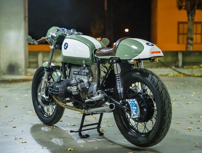 Bmw Cafe Racer R90 by Erik Alaskan 1