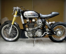 Supercharged Cafe Racer 1