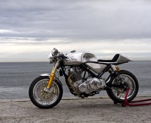 Norton Commando Cafe Racer 961