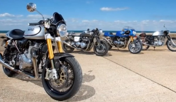 Motorycle Tests Norton and more
