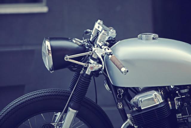 Honda CB750 Cafe Racer 1