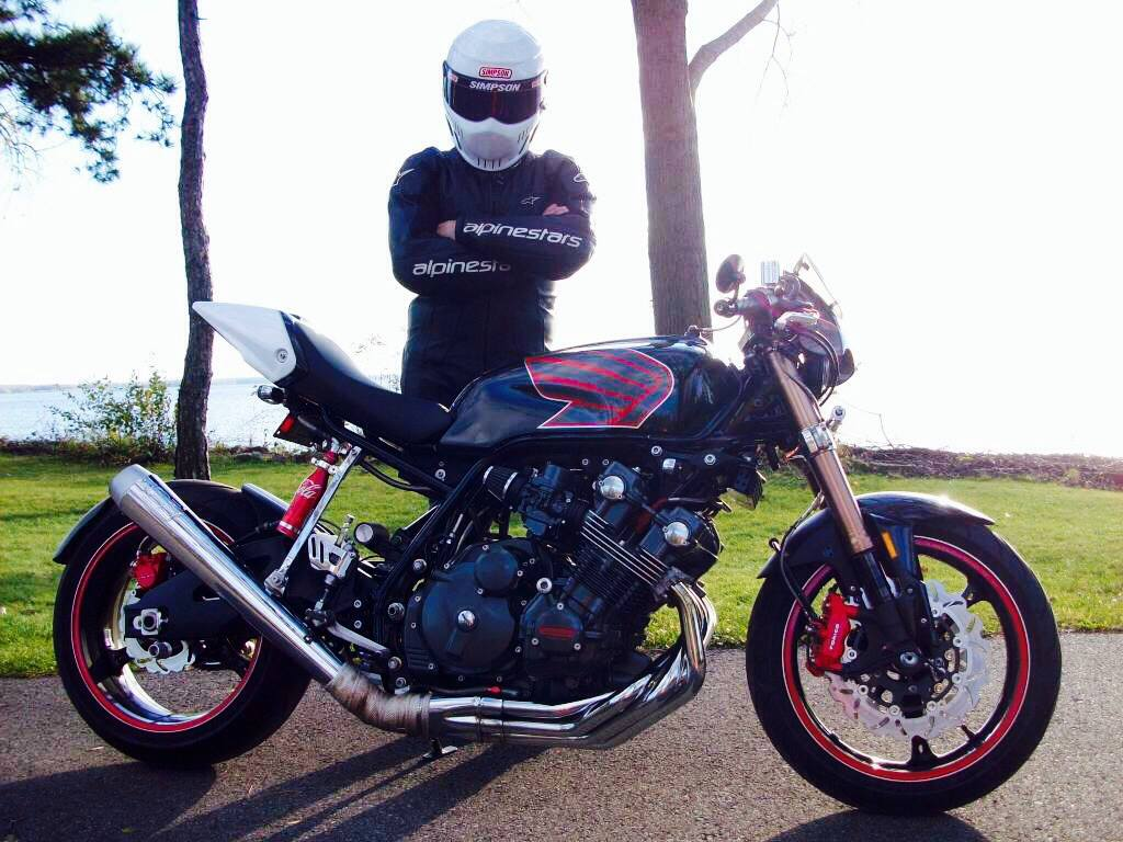 Honda CBX1000 Cafe Racer by Mike Common 5