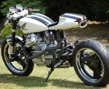 Honda CX500 Cafe Racer by Gavin Clarke 1