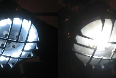 How To Make a LED Headlight for Cafe Racers 17