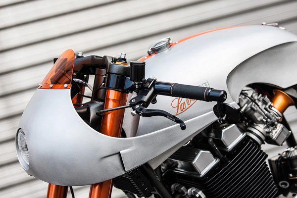 Laverda Cafe Racer by Custom Wolf 3