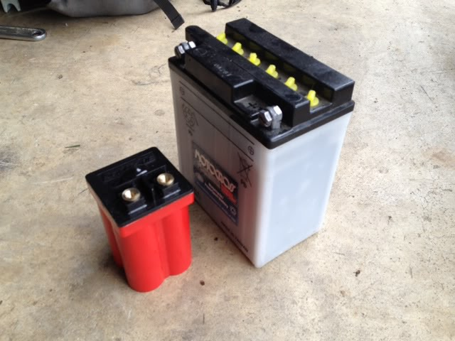 Lithium Iron Phosphate battery