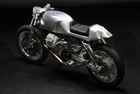 Moto Guzzi V7 Cafe Racer 2