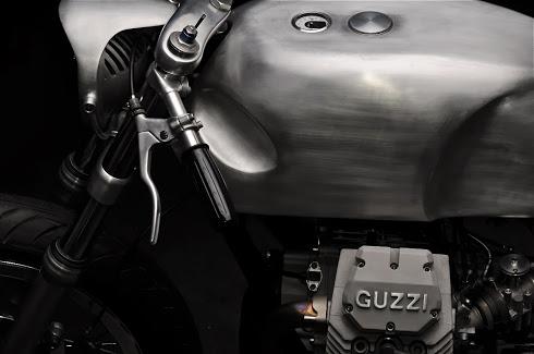 Moto Guzzi V7 Cafe Racer 4