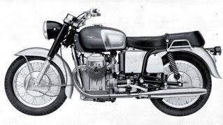 Moto Guzzi V7 Cafe Racer 5