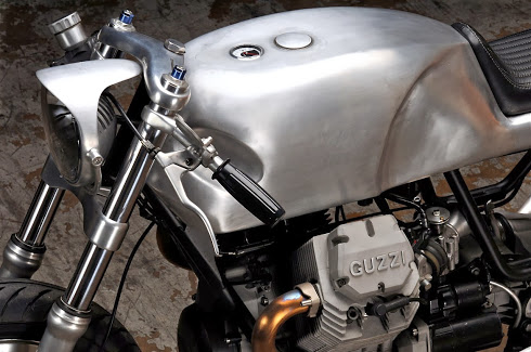 Moto Guzzi V7 Cafe Racer 55