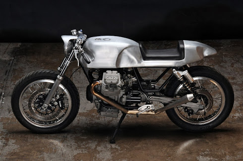 Moto Guzzi V7 Cafe Racer klein