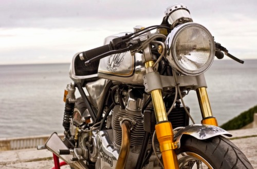 Norton Commando Cafe Racer 961 Metal Slug 3