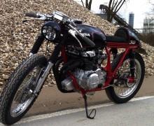 Honda CB350 Cafe Racer Void