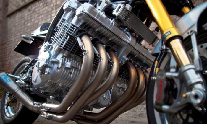 Honda CBX1000 Cafe Racer 3