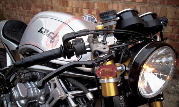 Honda CBX1000 Cafe Racer 5