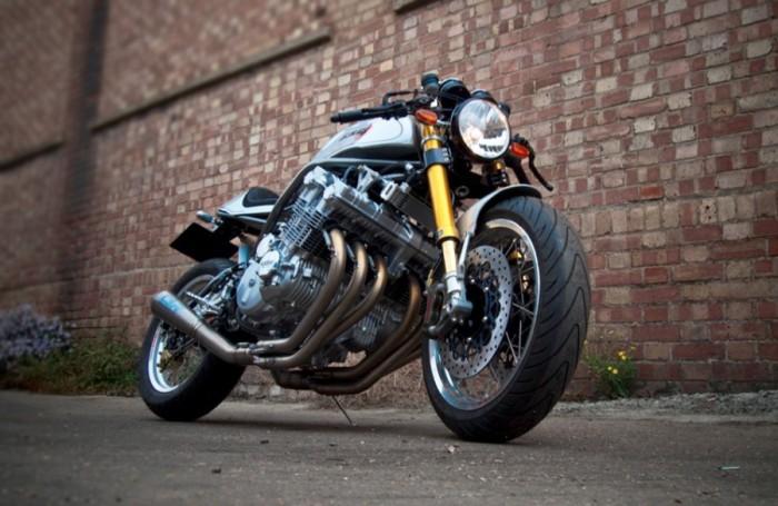 Honda CBX1000 Cafe Racer 6