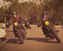 cafe racer video void 2