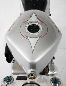 Darwin Motorcycles RLX Cafe Racer 4