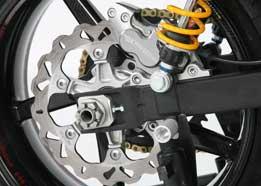 Darwin Motorcycles RLX Cafe Racer 8