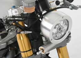Darwin Motorcycles RLX Cafe Racer 9