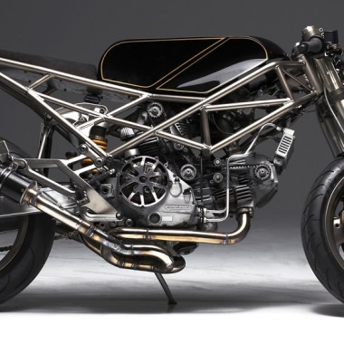 Ducati Monster Cafe Racer Hazan