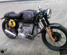 BMW R75 Cafe Racer 14