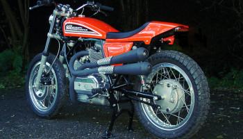 Ducati Tracker 1