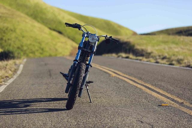 Honda XR600R Street Tracker by Daniel Lucero