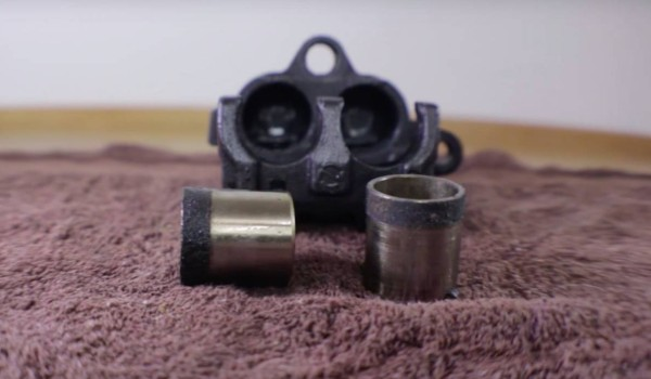 How To Remove Brake Caliper Pistons