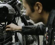 Tokyo Gone Cafe Racer Movie